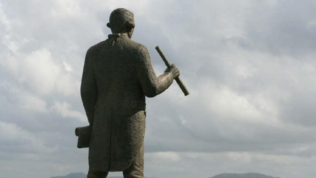 Declaration of Australia: three epic strands in a grand narrative - Noel Pearson
