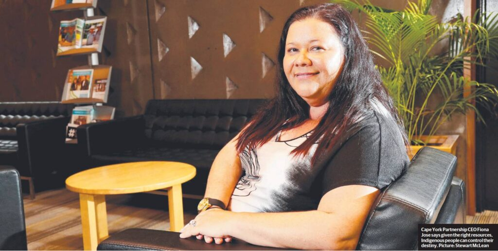 Power must go to the people - Fiona Jose