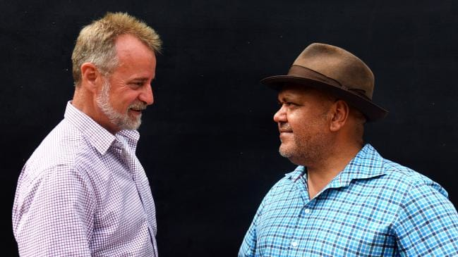 Nigel Scullion Invites Groups to Submit Proposals to Regain Control of Land