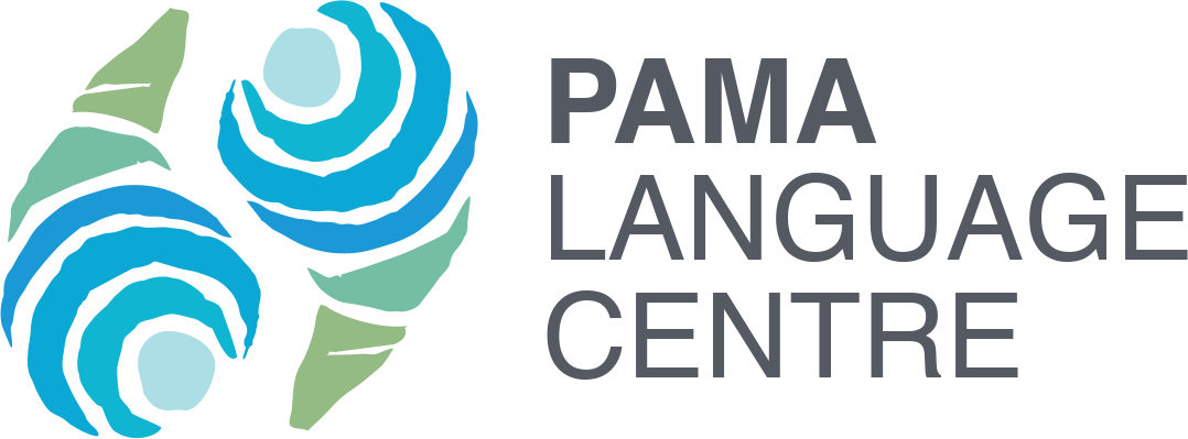 Pama Language Centre Logo