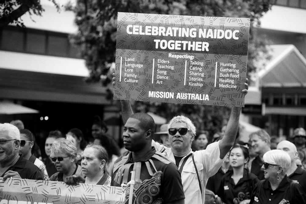Cairns NAIDOC Week march