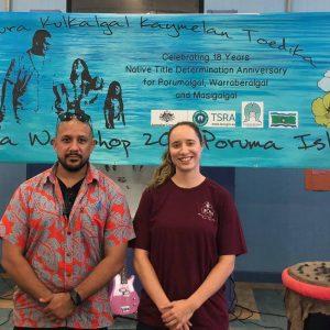 A Personal Journey: Monash University Student Internship with Pama Language Centre