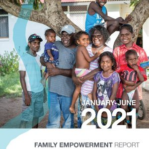 Cover of the Family Empowerment Report