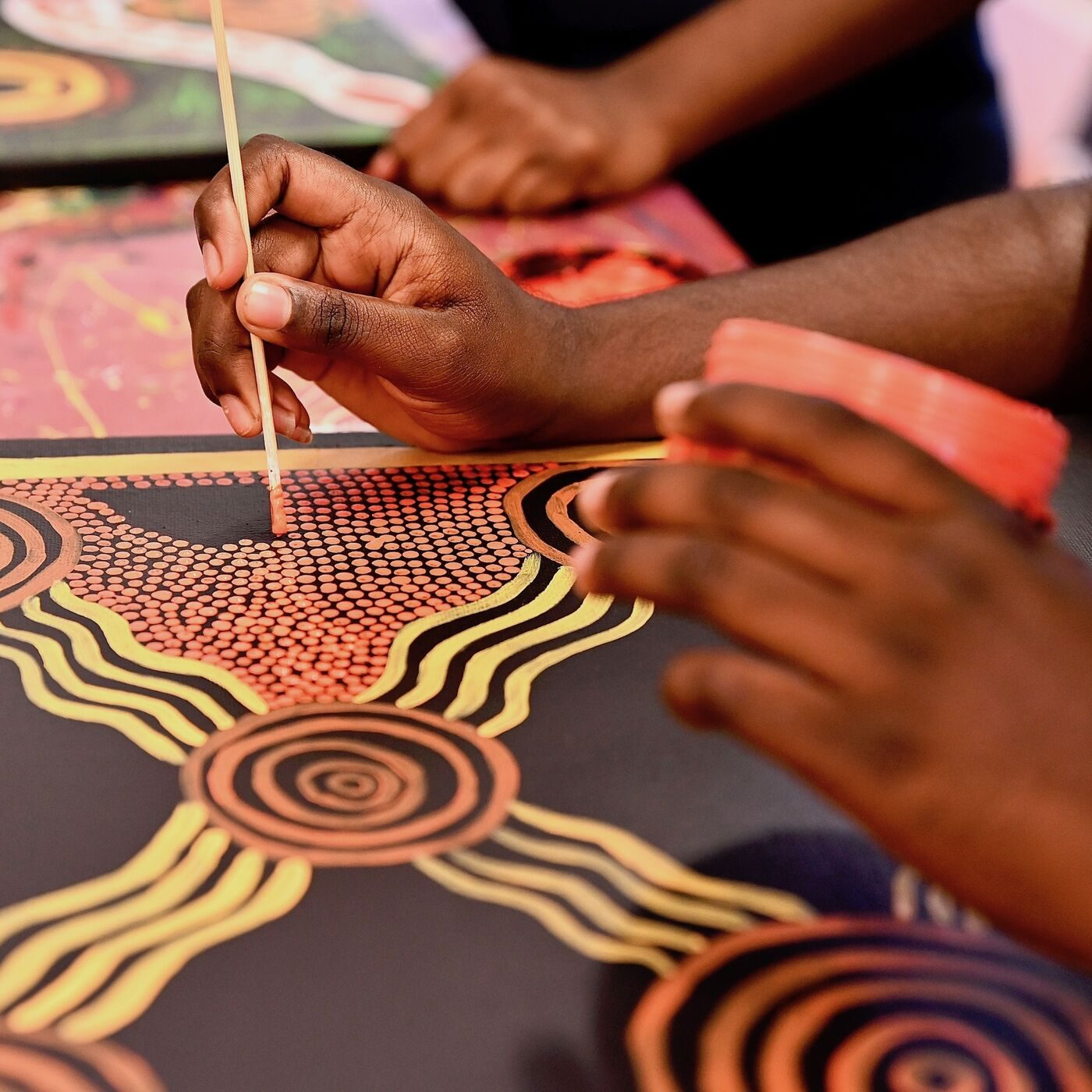 Djarragun College strives to promote culture within its curriculum and operations