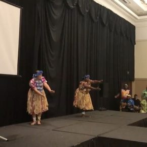 Traditional Boigu Island Dancing