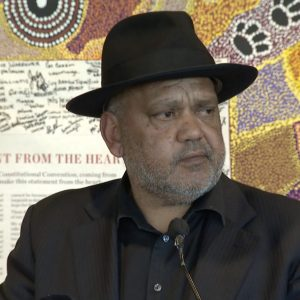 Noel Pearson addresses Uphold and Recognise Big Ideas Launch