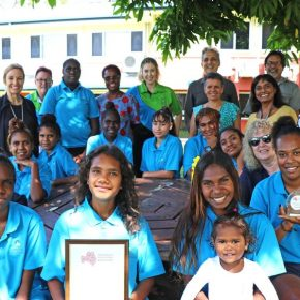 National Education Award for the Cape York Girl Academy